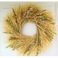 Wheat Wreaths