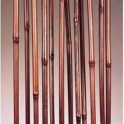 Thin Bamboo - Mahogany