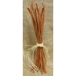Dried Willow Stick Centerpiece