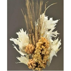 Light All Natural Dried Plant Bouquet
