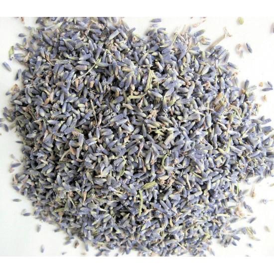 Lavender Buds Extra - Organic & Kosher certified lavender buds - Bulk Bag of Lavender Flowers