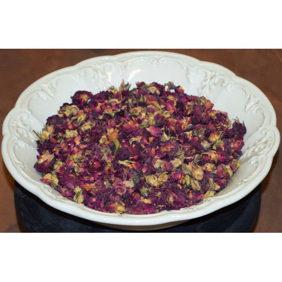 Dried Rose Buds - Rose Petals Grade A