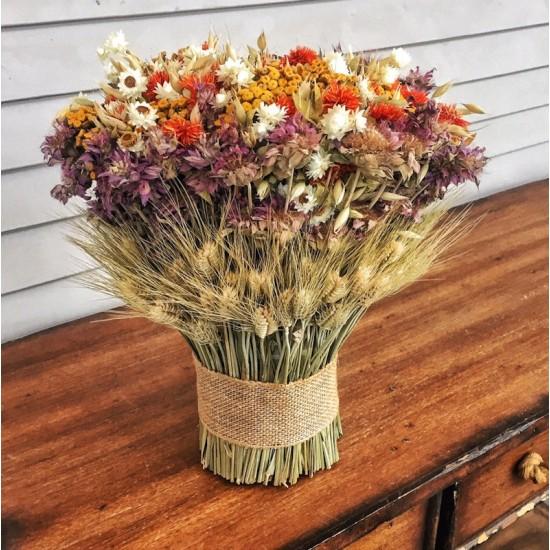 Country Garden Stack Bouquet