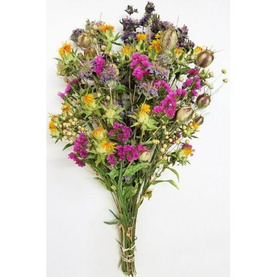 Wild Garden Flower Bouquet
