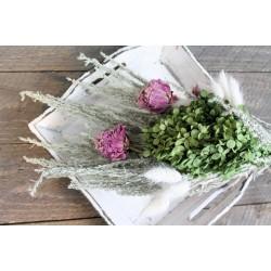 English Garden Flower Bouquet