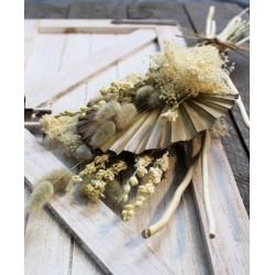 Modern Neutral Sun Palm Bouquet