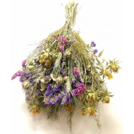Dried Morning Blooms Flower Bouquet - XL