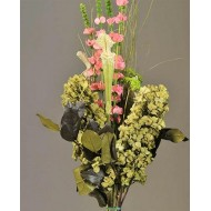 Pink Larkspur Bouquet