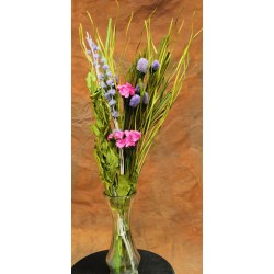 Pink Larkspur Spring Bouquet