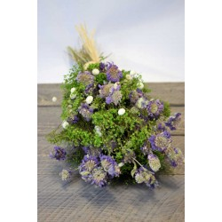 Purple Morning Mist Bouquet