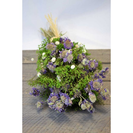 Purple Morning Mist Bouquet