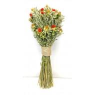 Safflower Sunrise Flower Bouquet