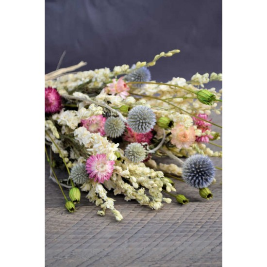 Dried Spring Meadow Bouquet
