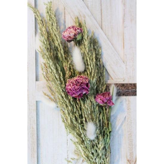 Wild Peony Flower Bouquet