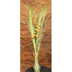 Berry Reed Grass Bouquet