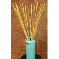 Dried Pencil Cattails