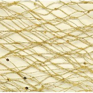 Gold Netting - Decorative Netting