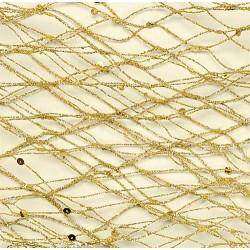 Gold Netting - Decorative Netting