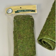 Dried Moss Table Runner 14