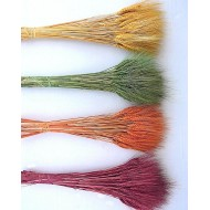 Dyed Wheat (Red, Green, Orange, Yellow)