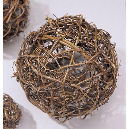 Grapevine Topiary Balls