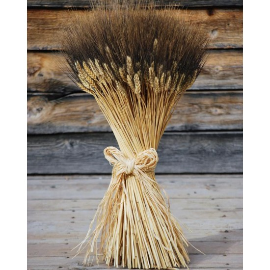 Extra Large Blackbeard Wheat Sheaves