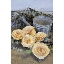Sola Wood Karuna Flowers with Skin
