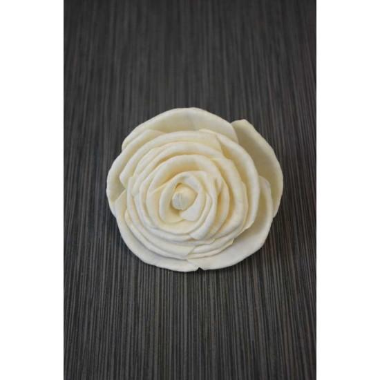 Wood Old Rose Flowers