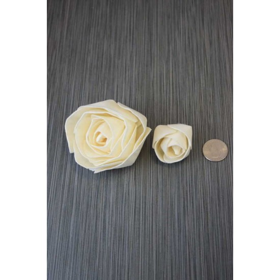 Wood Lena Rose - Plain Rose