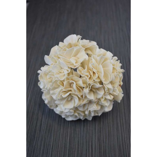 Sola Wood Hydrangea Flower Bouquet