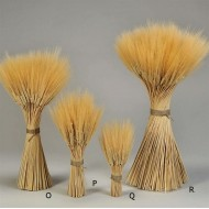 Triticum Wheat Stacks, Small - Grande Size