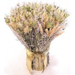 European Wheat Fields Cone -- 3LB Extra Large Bundle
